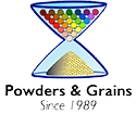Powders & Grains